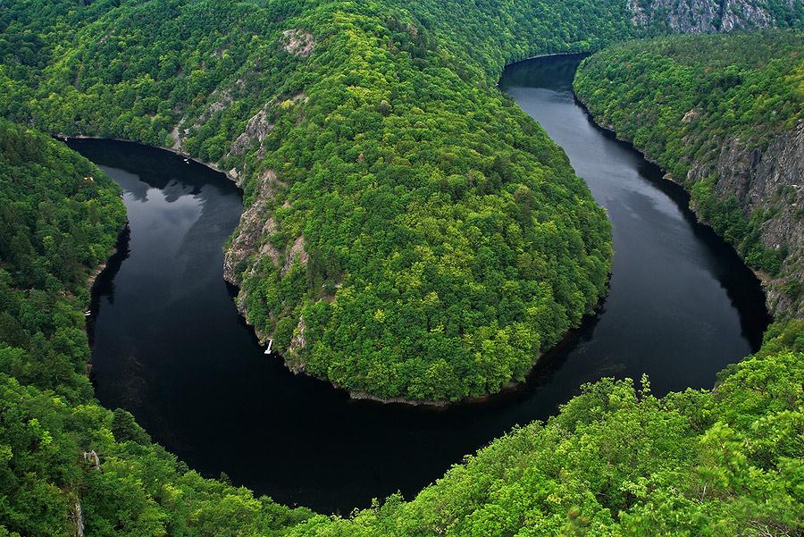 50 nejdelších řek ČR