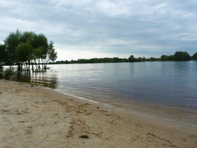 Jezero - klikněte pro zobrazení detailu