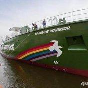 Rainbow Warrior III - klikněte pro zobrazení detailu